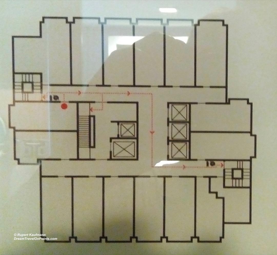 BKK Novotel S20 floorplan