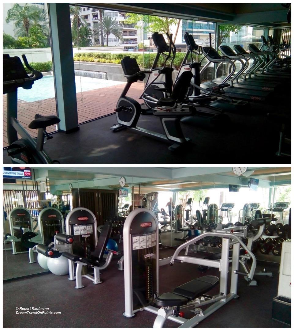 BKK Novotel S20 gym c
