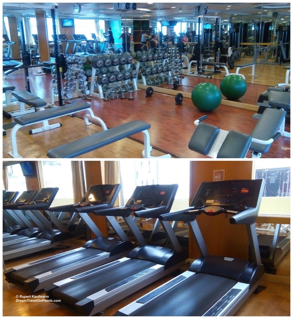 BKK NovotelSiam Gym c