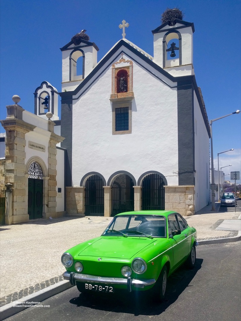 Faro Church n Car