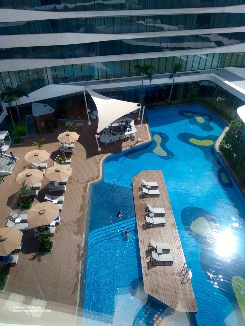 MNL Conrad Pool1