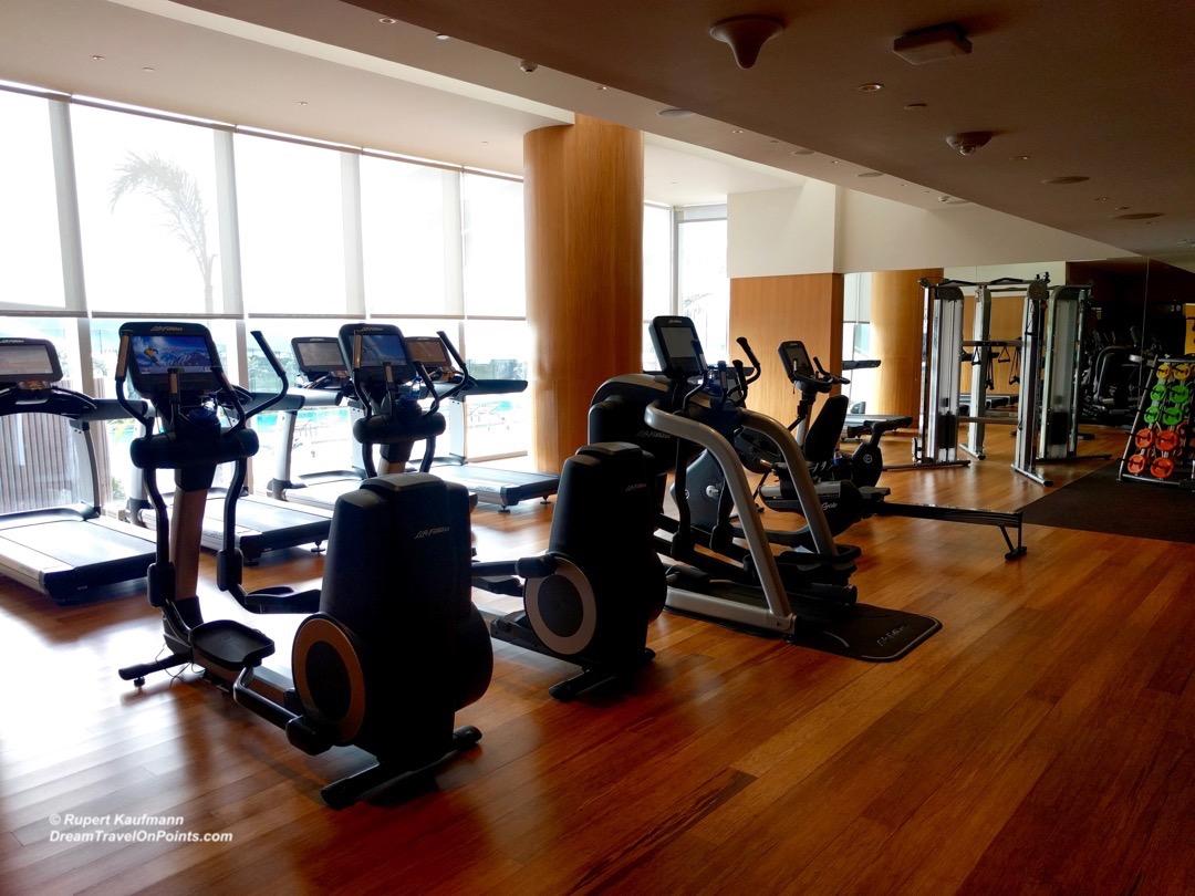 MNL Conrad gym