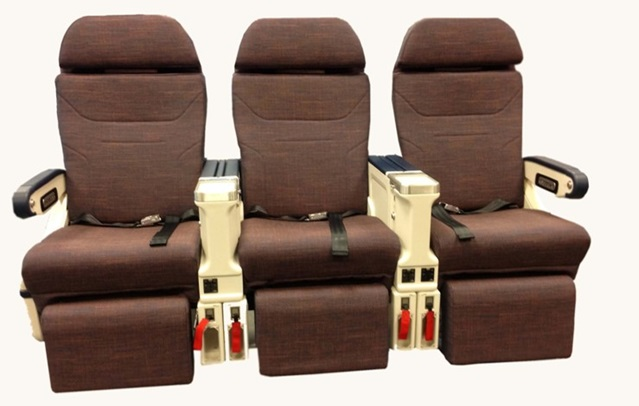 Zodiac Premium Economy; courtesy of PAL