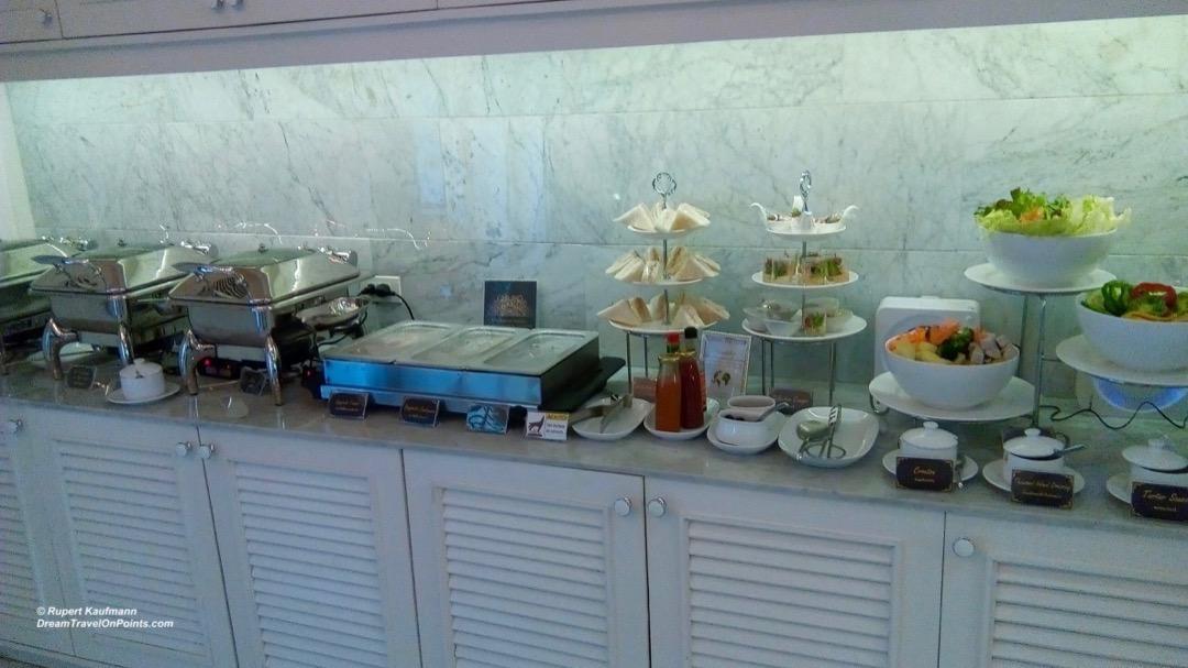 BKK DMK CoralExecutive Lounge - 2