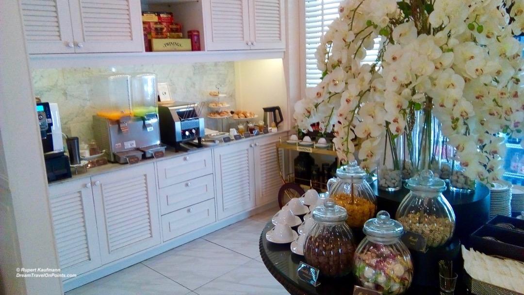 BKK DMK CoralExecutive Lounge - 3