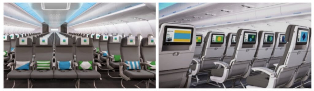 Level A330 Interior