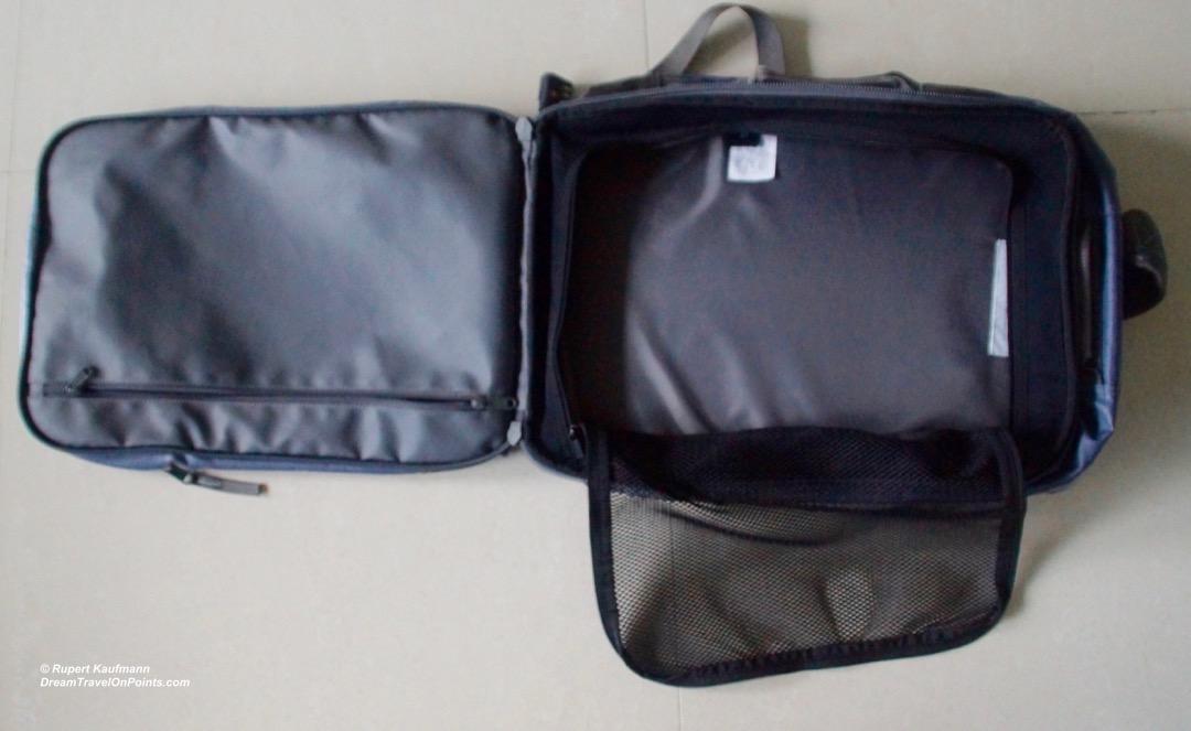 LugRev Timbuk2JetPack inside