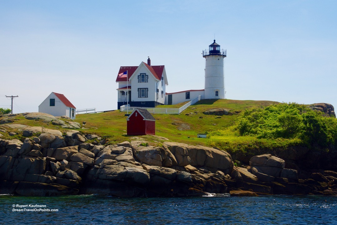Maine Nubble Lighthouse - 2