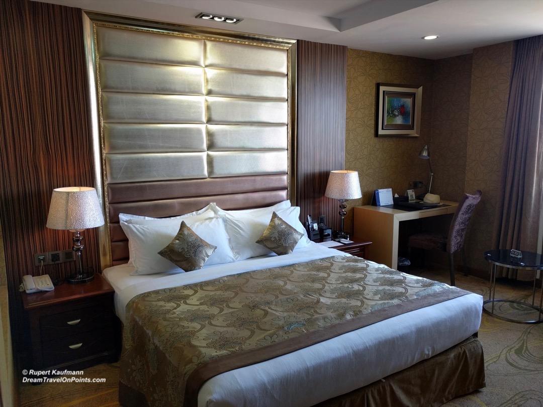 YGN BestWestern Chinatown Bed1