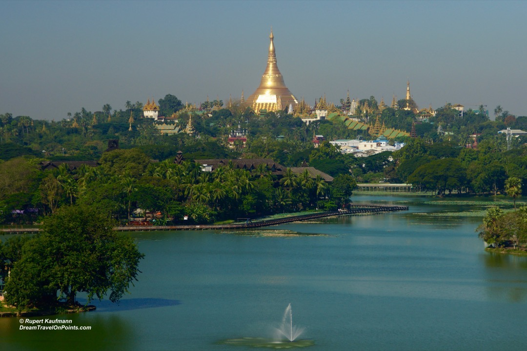 YGN Shwedagon Lake1