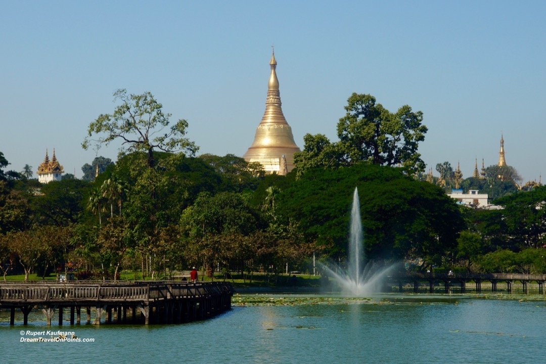 YGN Shwedagon Lake2
