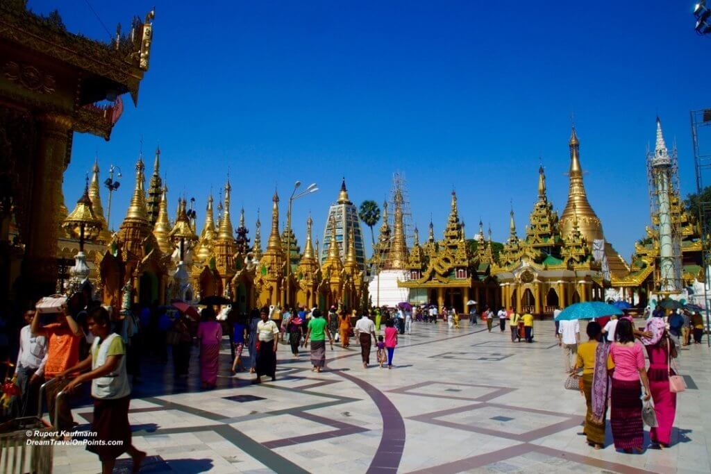 YGN Shwedagon People