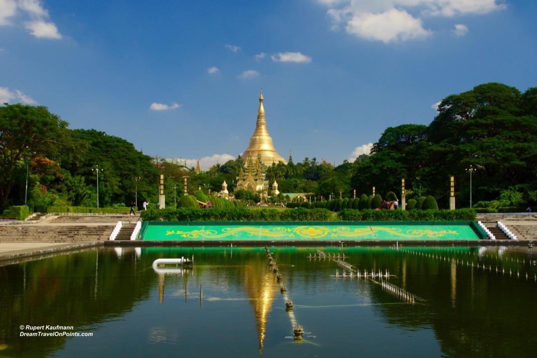 YGN Shwedagon PeoplePark