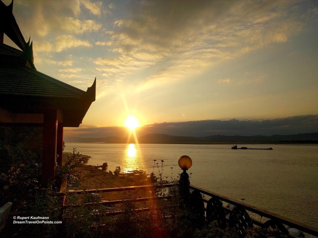 BAG AyeKarRiverView Sunset1
