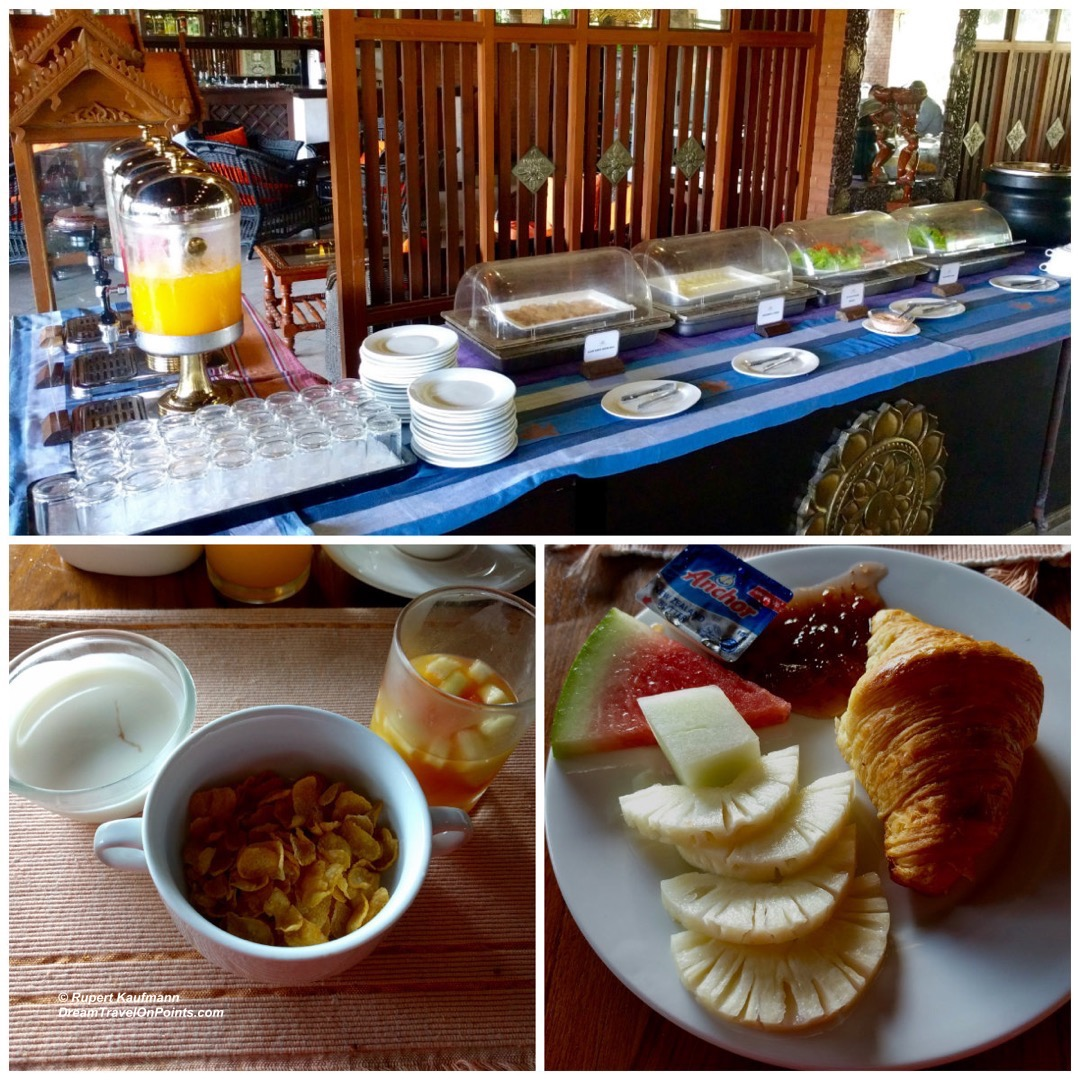 BAG AyeYarRiver Breakfast c