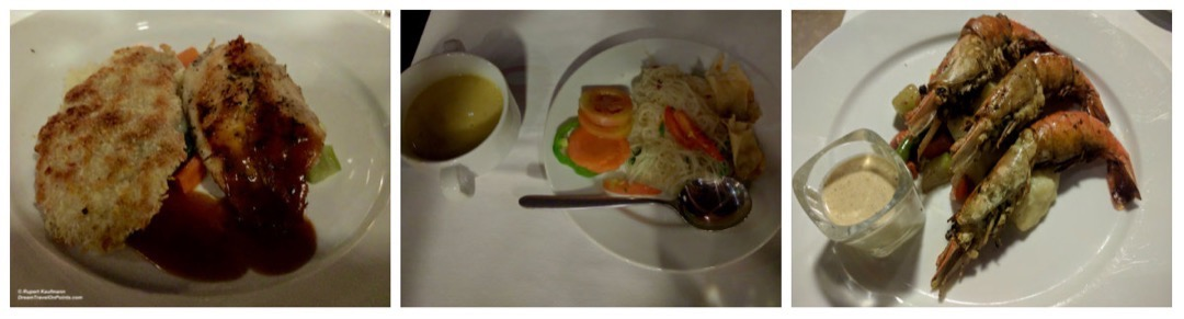 BAG AyeYarRiverView Dinner c