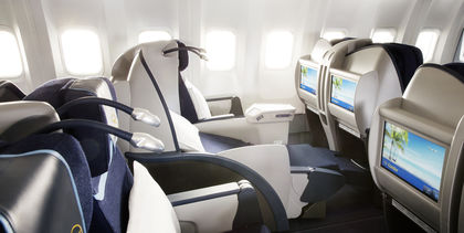 Condor BusinessClass Seat