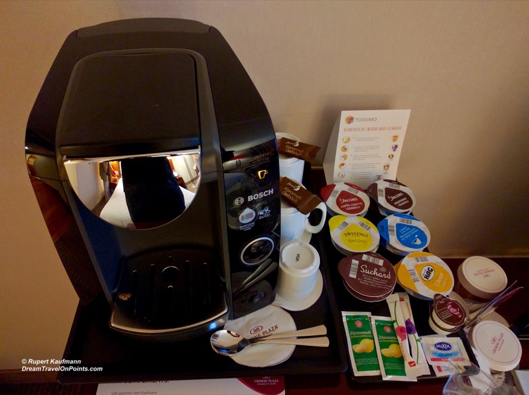 HDL CrownePlaza CoffeeMaker