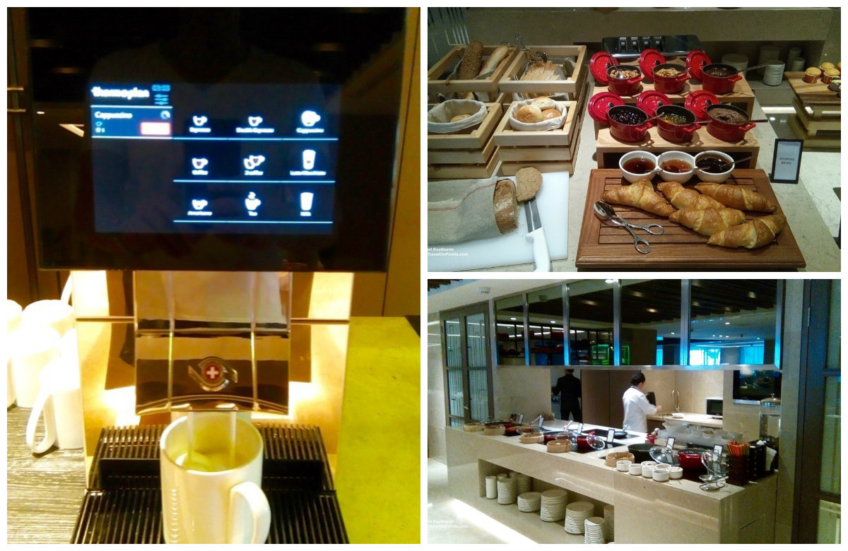 KK Hilton LoungeBreakfast c