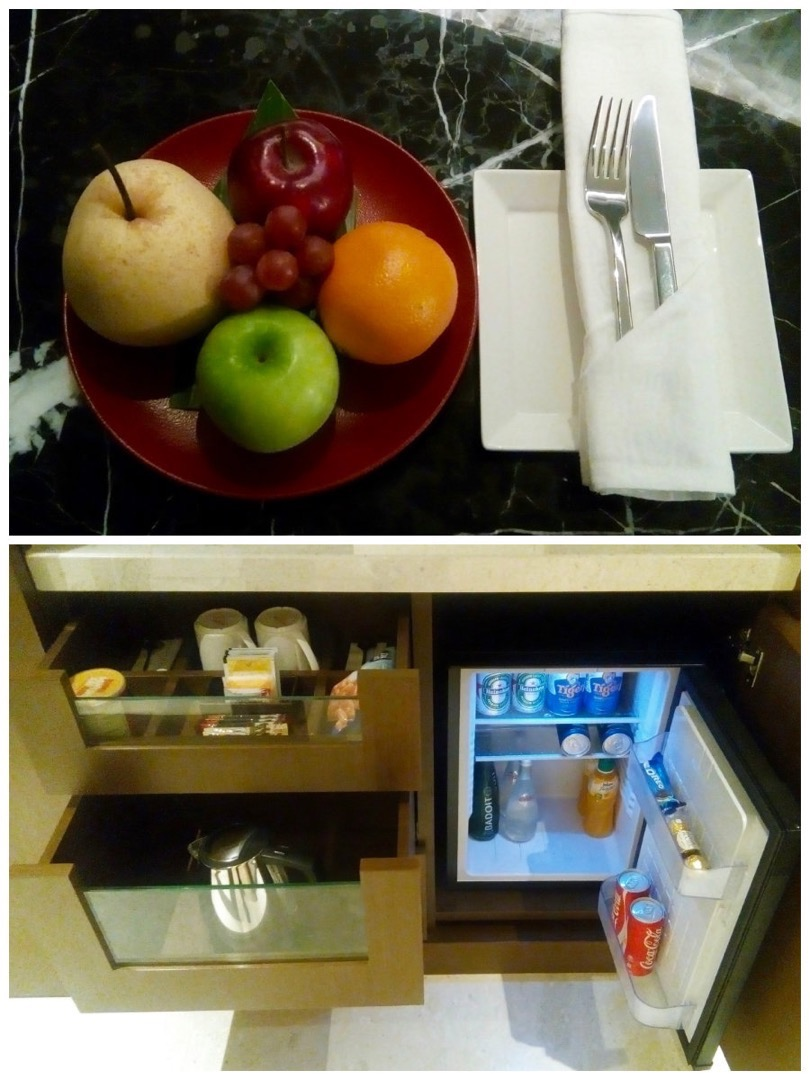 KK Hilton amenities c