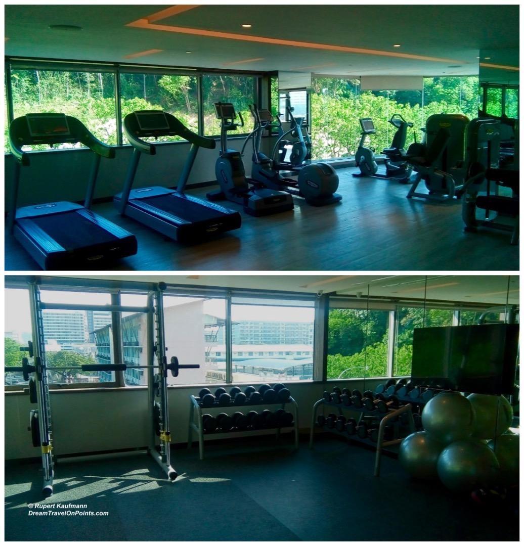 KK Hilton gym c