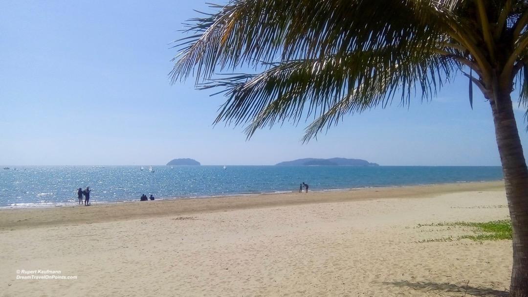 Tanjung Aru Beach - 1