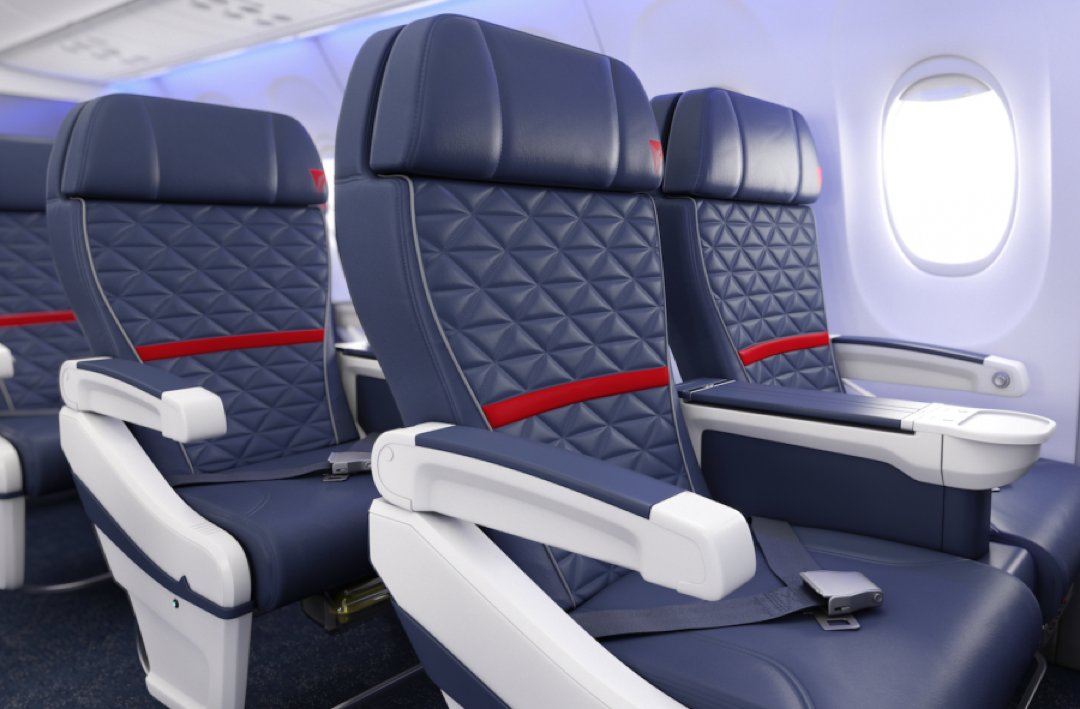 Delta receives flagship Airbus A350 with Delta One Suites