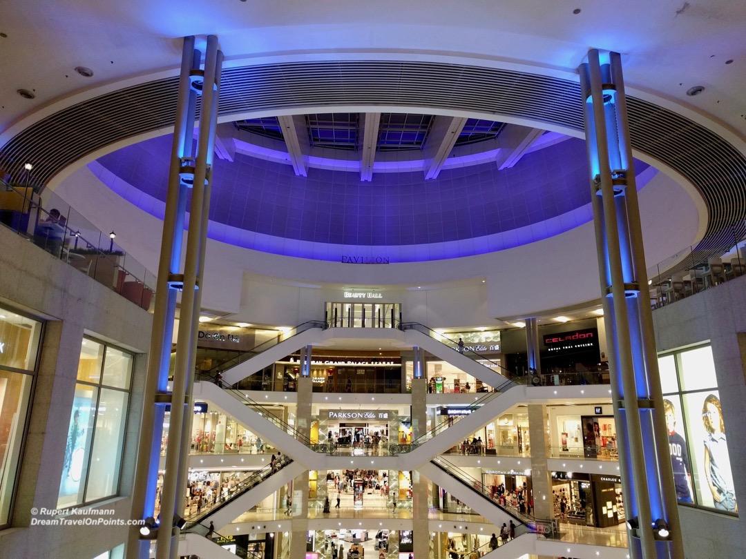 Pavillion Mall, Bukit Bintang, Kuala Lumpur, Malaysia