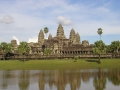 157 Angkor Wat 5 Towers Pool2