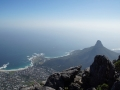 Cape Town's Western Seaboard from Table Mountain