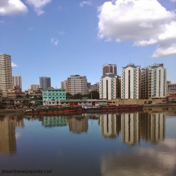 Pasig River from Fort Santiago