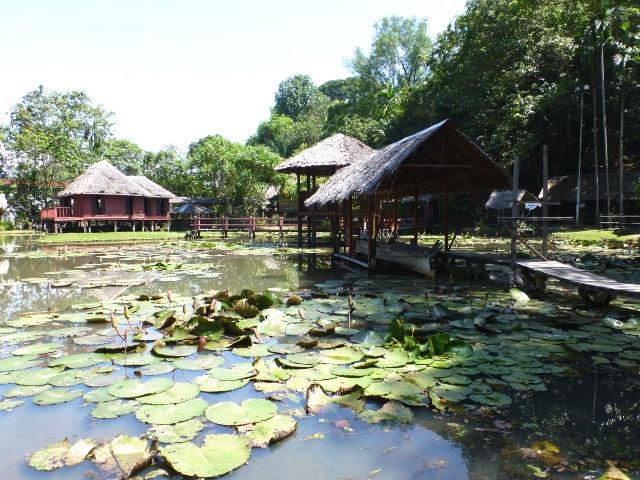 Sabah Heritage Village