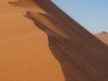 Wind shaping Dunes