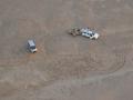 Ground crew left behind