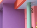 290 Colored House Detail