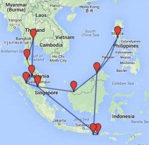 Where Best asian airlines asia pass are still