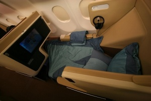 My favorite business class – Singapore Airlines ...