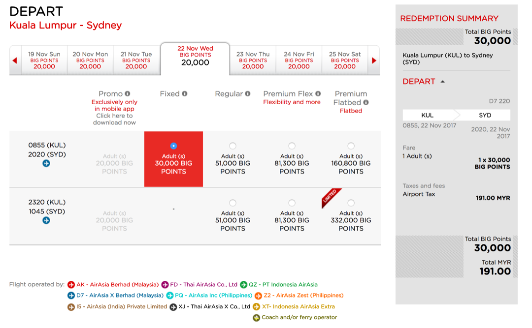 Airasia Big Rewards Program Review Is It Worth Signing Up Dreamtravelonpoints