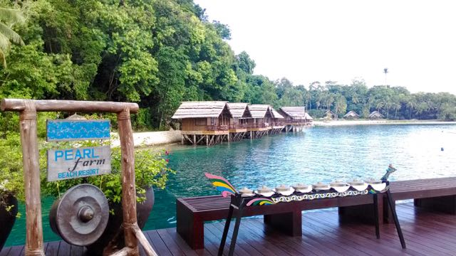 Overwater Rooms And Private Beach Pearl Farm Samal Island