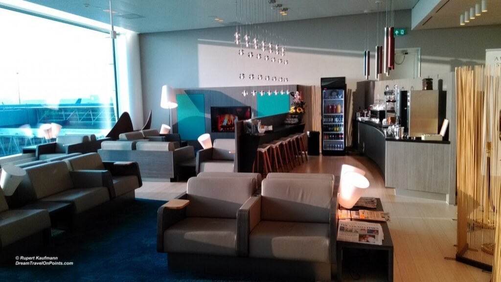 Aspire Lounge Amsterdam Airport Review Not What I