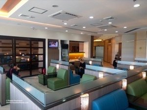 Best PriorityPass Lounge at Manila Airport – SkyView Lounge Terminal