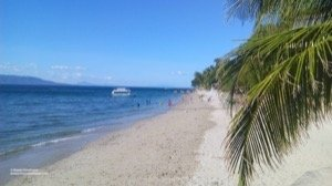 The Closest White Beach And Island Feel To Manila Puerto
