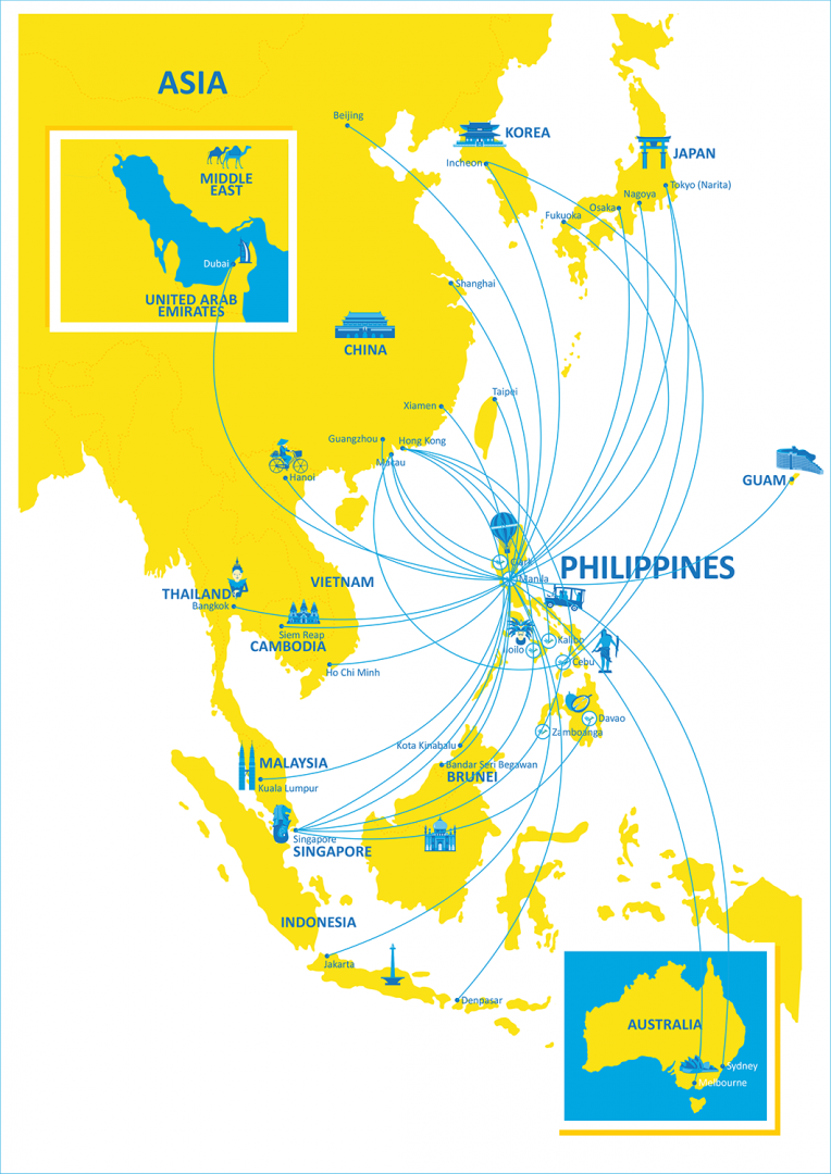 Cebu Pacific Airlines Facts Amp Figures