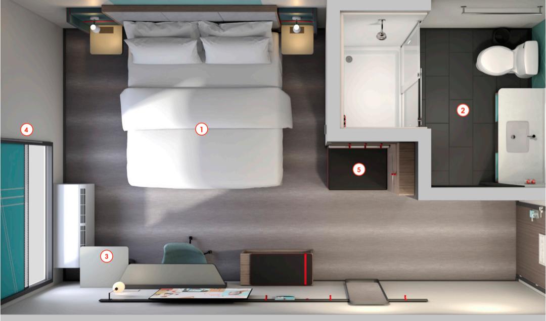 Ihg Introduces Avid Hotels A Modern Midscale Brand