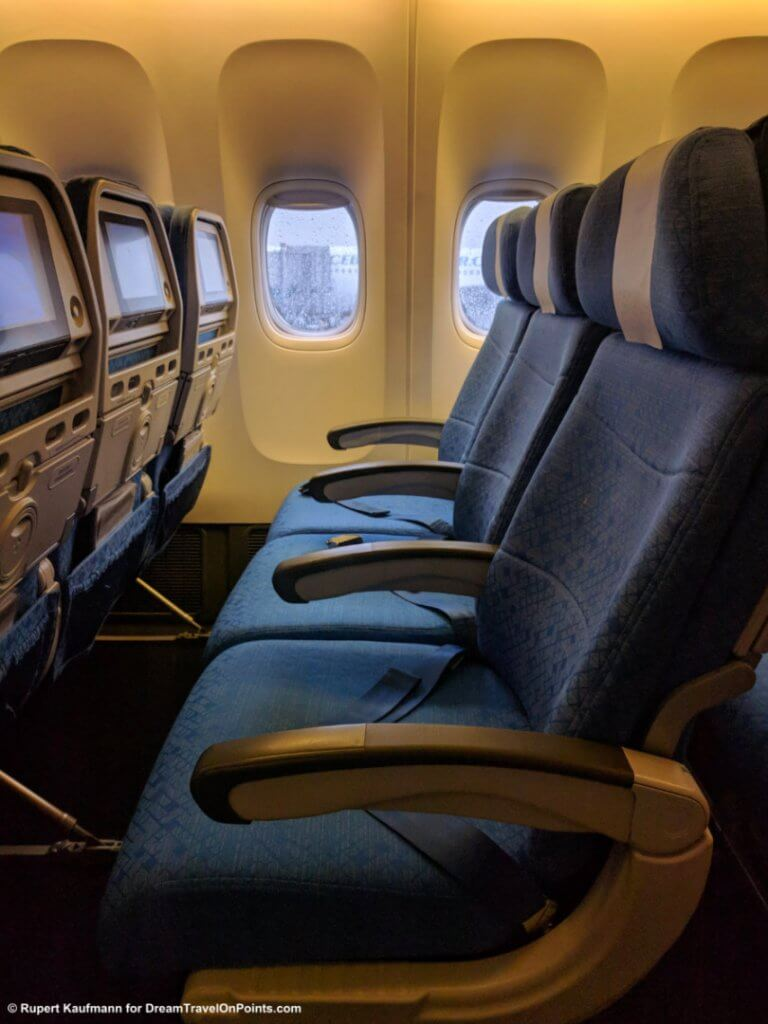 Overpriced And Poor Experience Cathay Pacific Economy