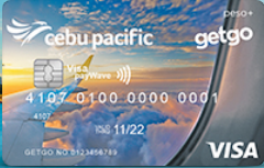 cebu pacific launches getgo peso prepaid visa card - How To Get A Prepaid Visa Card